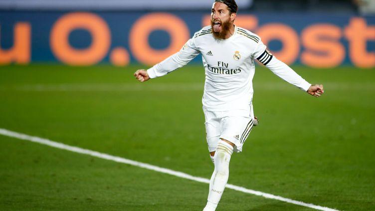 Sergio Ramos, le capitaine du Real Madrid  (OSCAR BARROSO / SPAINDPPI)