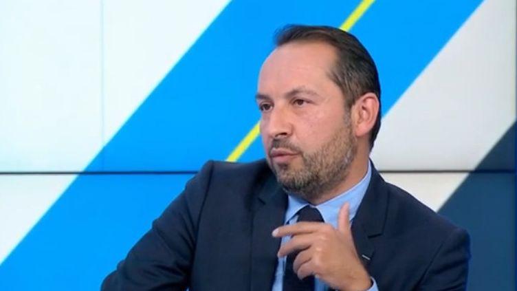 """Sébastien Chenu : """"J'ai envie de prendre les commandes"""" des Hauts-de-France (FRANCEINFO)"""