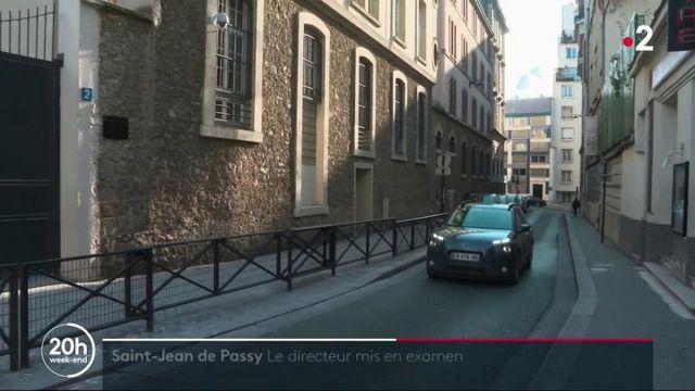 Paris : le directeur d'un lycée privé mis en examen pour agression sexuelle suite à la plainte de l'un de ses élèves