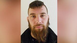 L'ancien militaire Terry Dupin,arrêté le 31mai2021 après trois jours de cavale.Il était recherché depuis l'agression de son ex-compagneà son domicile. (GENDARMERIE NATIONALE)
