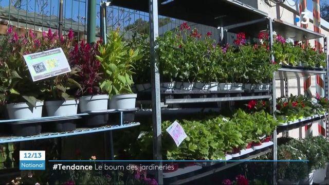 Jardinage : une activité qui flambe