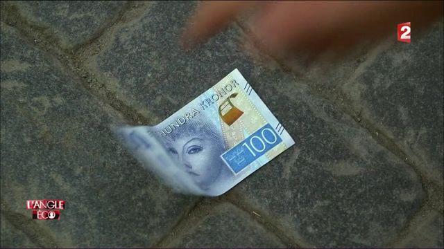 Suède, la fin du cash
