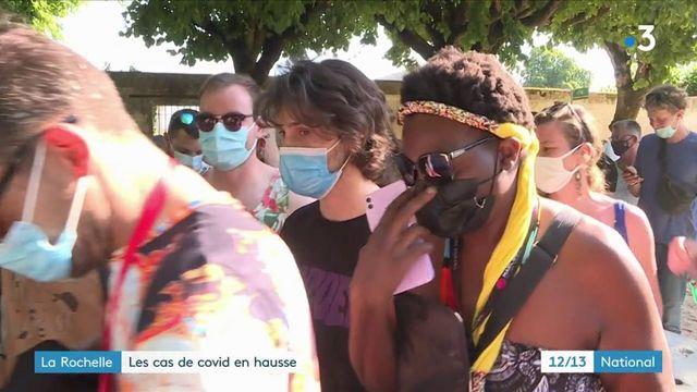 Charente-Maritime : à la Rochelle, les contaminations au Covid-19 grimpent