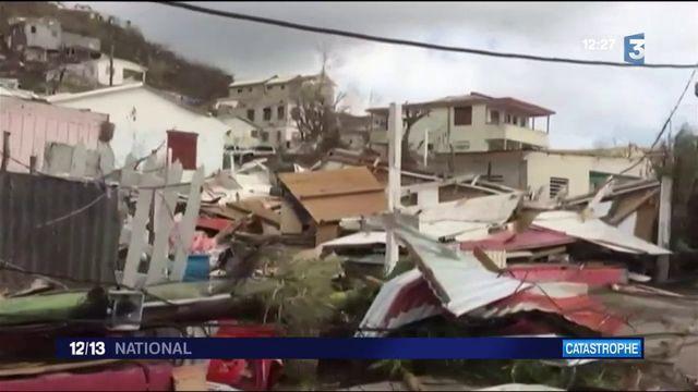 Ouragan Jose: Saint-Martin et Saint-Barthélémy en alerte rouge