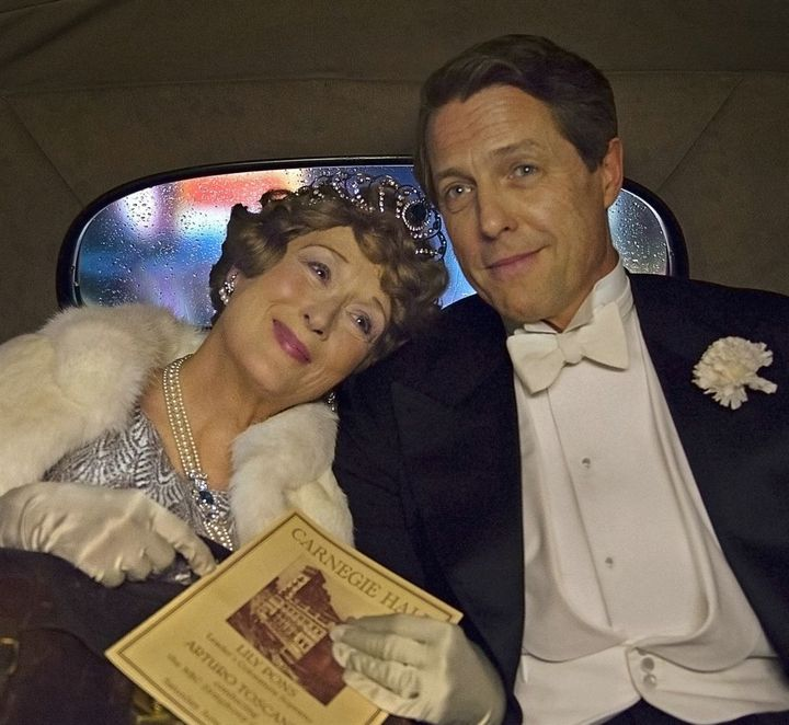 "Meryl Streep et Hugh Grant dans ""Florence Foster Jenkins"" de Stephen Frears  ( Nick Wall / Pathé)"