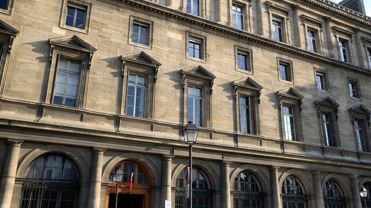(L'affaire en 2014 avait ébranlé le fameux 36, quai des Orfèvres, siège de la police judiciaire parisienne © MaxPPP)