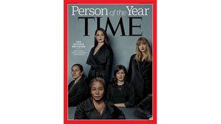La une du Time décembre 2017
