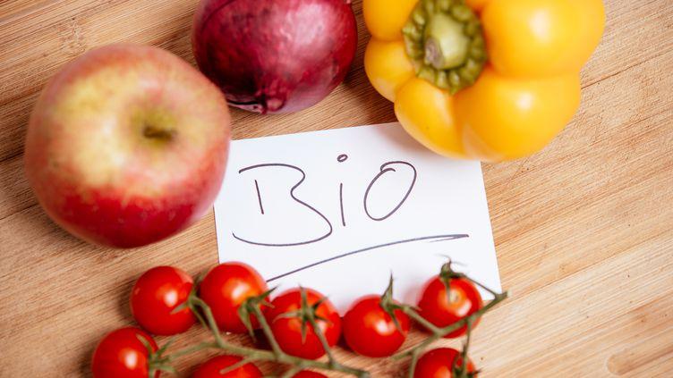 Des fruits et des légumes bio. (JAN HAAS / PICTURE ALLIANCE)
