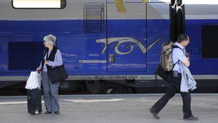 (La gestion des lignes TGV est critiquée par la Cour des comptes. © Maxppp)