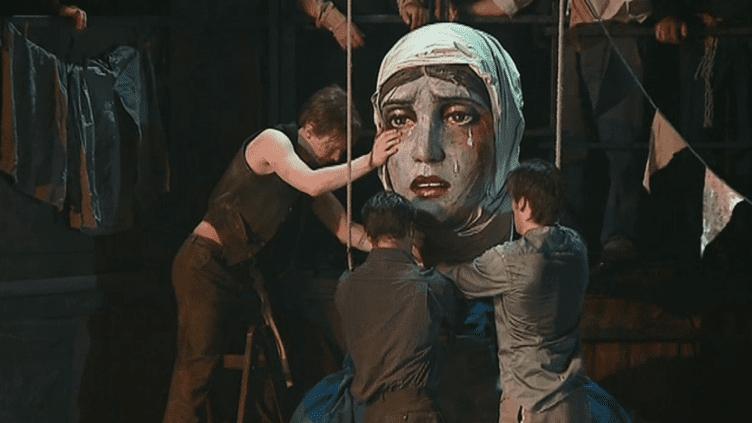 """La misère d'un bidonville italien dans les années 50, """"Cavalleria"""" est un drame sur fond de jalousie et de religion.  (France 3 Alsace / Culturebox)"""
