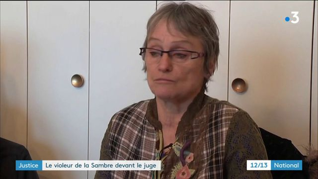 """Justice : le """"violeur de la Sambre"""" devant le juge"""