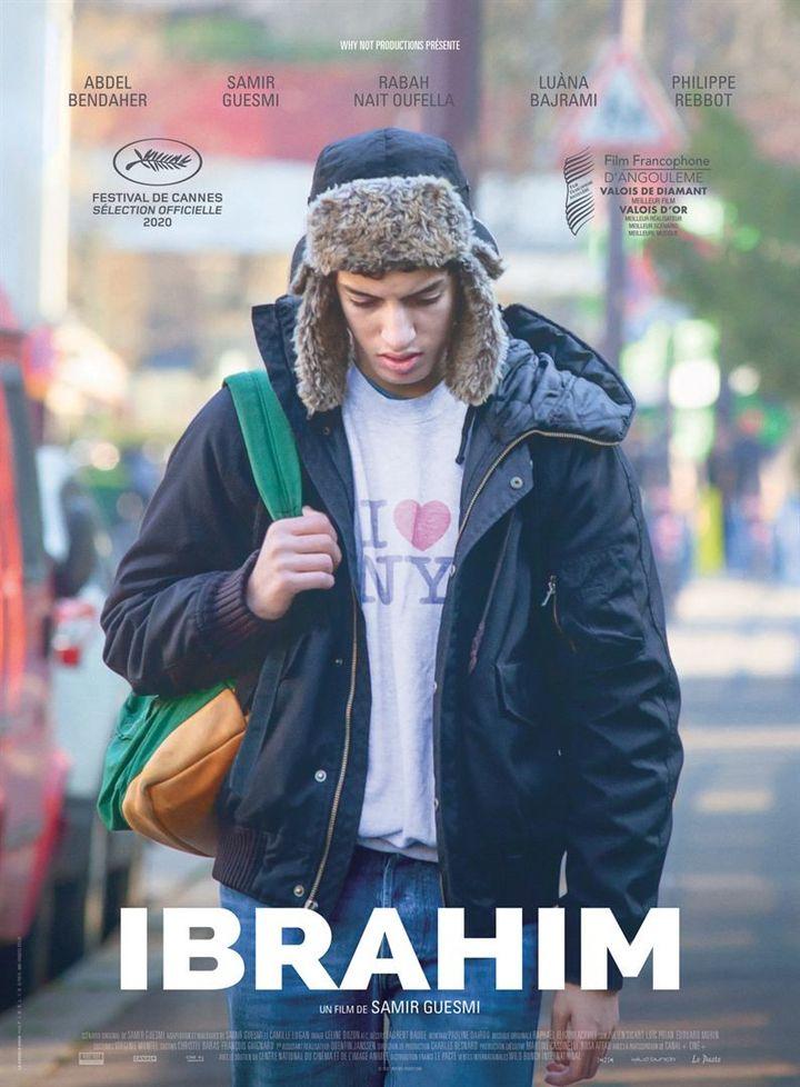"""L'affiche d'""""Ibrahim"""" deSamir Guesmi (2020). (LE PACTE)"""