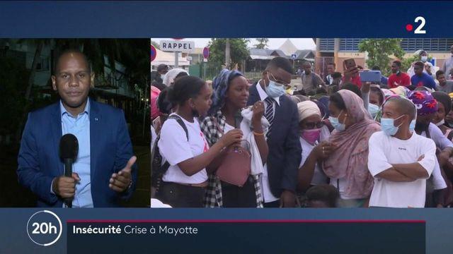 Mayotte : après la mort de deux lycéens, les parents réclament plus de sécurité