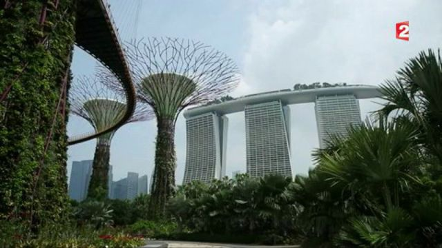 Singapour : la ville de demain ?