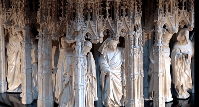 Un trésor du XIVème siècle  (France 3)
