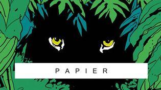 Couverture de Papier (extrait)  (Bastien Vivès)