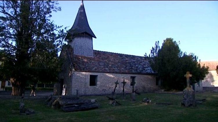 La Chapelle de Saint-Vigor de Mieux (Calvados)  (France3/Culturebox)