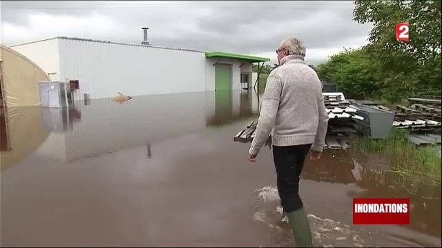 Le coût des inondations pour les entreprises