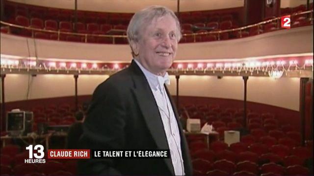 Cinéma : décès de Claude Rich à 88 ans
