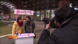 Hongrie : après son actionanti-JO, lecollectif Momentum veut créer un parti d'opposition (FRANCE 3 / FRANCETV INFO)