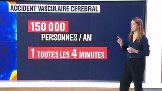 Santé : détecter les signes précurseurs d'un AVC (FRANCE 2)