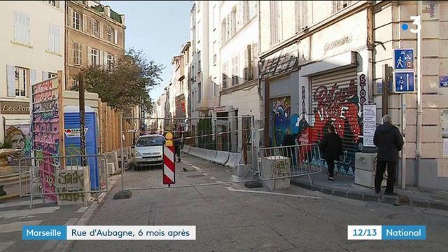 Marseille : les sinistrés de la Rue d'Aubagne peinent à se reloger