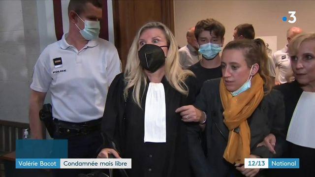 Justice : Valérie Bacot condamnée, mais libérée