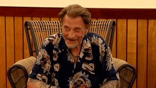 La polémique est partie d'une pique lancée par Johnny lors d'une interview à Papeete.  (Polynésie 1ère)