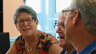 L'association France Alzheimer se mobilise pour aider les malades. (CAPTURE D'ÉCRAN FRANCE 2)
