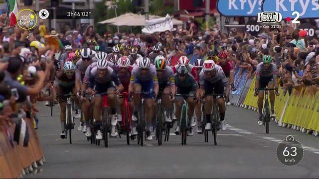 Tour de France 2020 : Alexander Kristoff remporte au sprint la première étape