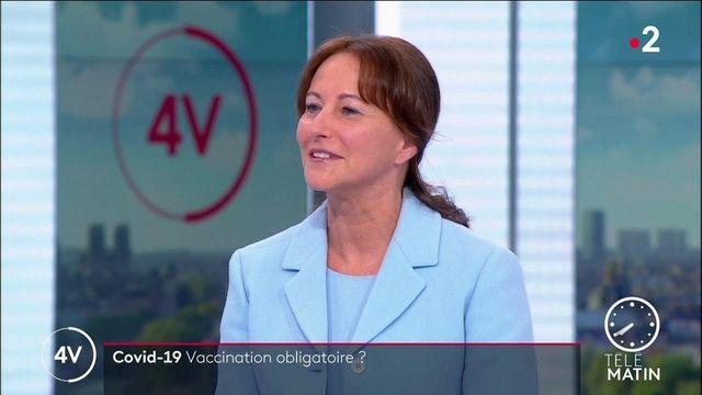 """Retraites : """"On a l'obligation de trouver une autre voie"""", estime Ségolène Royal"""