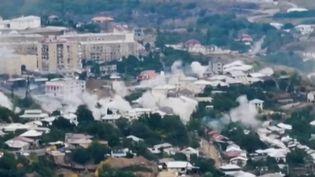 Haut-Karabakh : les signes d'une trêve s'éloignent (FRANCE 2)