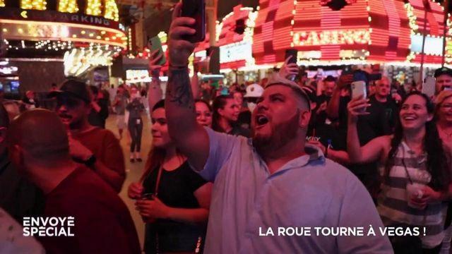 """""""C'est comme le jour où on a fêté la fin de la prohibition !"""" A Las Vegas, c'est la réouverture des casinos"""
