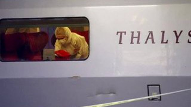 Attaque dans un Thalys : le témoignage de Jean-Hugues Anglade