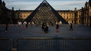 Le musée du Louvre, à Paris, le 4 juin 2017. (HRISTO RUSEV / NURPHOTO / AFP)
