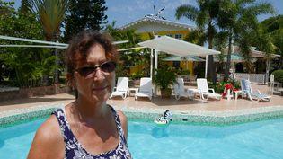 """Rose-Marie Rivas à Punta Chame : """"On adorait l'Amérique latine et on a eu l'idée de partir de France pour changer de vie"""" (EMMANUEL LANGLOIS)"""