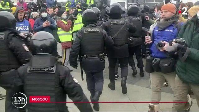 Russie : les partisans d'Alexeï Navalny demandent sa libération