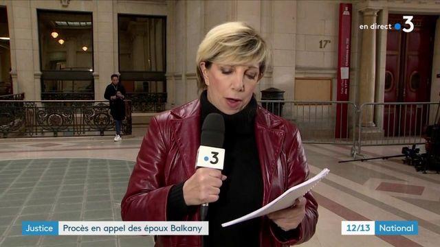 Procès : les époux Balkany devant la cour d'appel de Paris