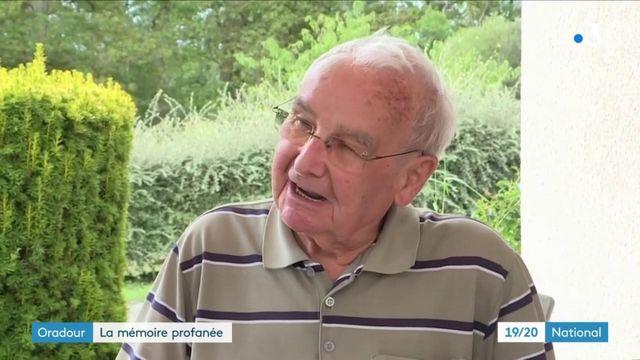 La mémoire des martyrs d'Oradour-sur-Glane profanée