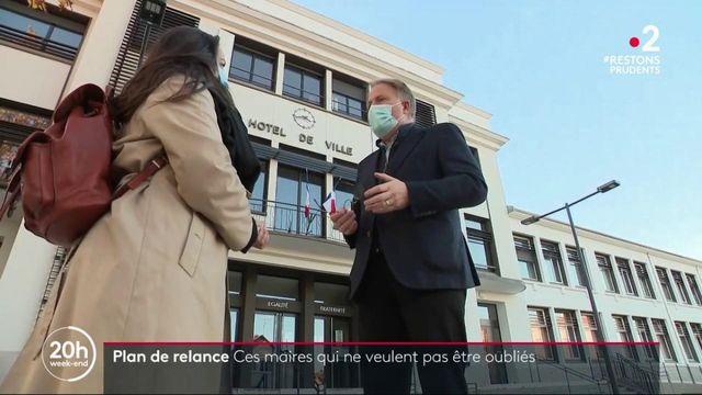 Fracture sociale : des maires demandent 1 % du plan de relance pour les communes les plus pauvres