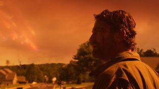 """Gerard Butler dans""""Greenland - le dernier refuge"""" deRic Roman Waugh. (Copyright Metropolitan FilmExport COURTESY OF STXFILMS / GR_DT1_SHELTER_SOURCEDROP_2048X1)"""