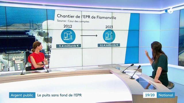 Argent public : la Cour des Comptes dénonce les surcouts du chantier de l'EPR de Flamanville