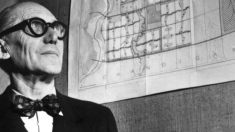 Charles-Edouard Jeanneret dit Le Corbusier (1887-1966)  (STF / AFP)