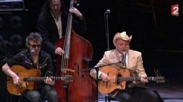 Concert hommage à Django Reinhardt le 25 octobre sur France 2  (Culturebox)