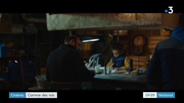 Cinéma : Kad Merad dans le rôle d'un père roi de la débrouille
