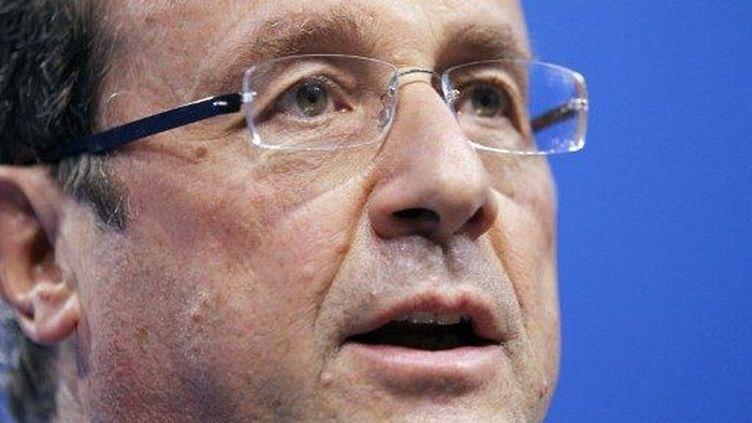 François Hollande (AFP)