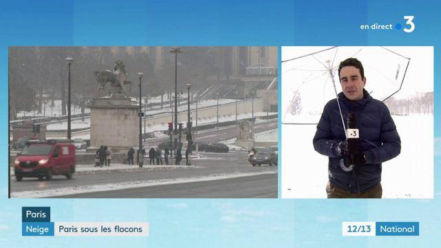 Neige : les autorités prudentes face aux nouvelles intempéries en région parisienne