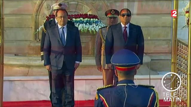 Hollande Egypte