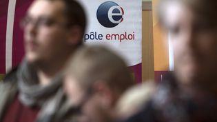 Un bureau Pôle emploi à Dunkerque (Nord). (PHILIPPE HUGUEN / AFP)