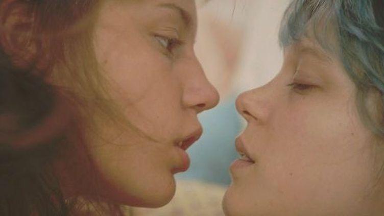 """Léa SeydouxetAdèle Exarchopoulosdans """"La Vie d'Adèle"""" deAbdellatif Kechiche  (Wild bunch / Quat'Sous Films / France 2 Cinema / Scope Pictures / Vertigo Films)"""
